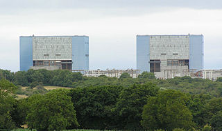 Hinkley Point A nuclear power station decommissioned nuclear power station in Somerset, England