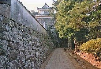 Hirado Castle - Image: Hirado Castle 1