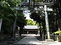 Hiratsuka hachimangu.JPG