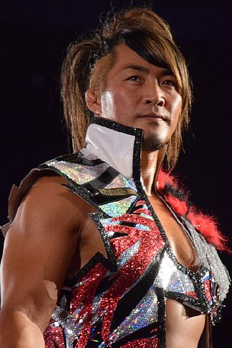 Hiroshi Tanahashi - Tanahashi in August 2016