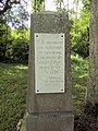 Hirtzbach, Stèle à la mémoire des habitants du village disparu.jpg