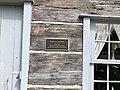 Historical Marker, Templeton Cabin, Liberty, IN (48490971066).jpg