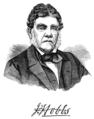 Historical records of Port Phillip - Portrait of Mr. James Hobbs.png