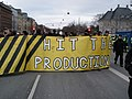 Hit the production at COP 15.jpg