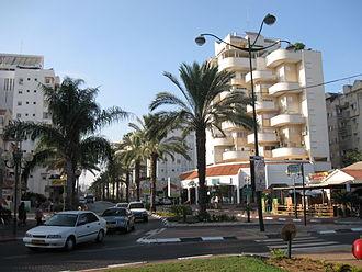 Hod HaSharon - Image: Hod Hasjaron a 015