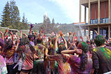 Holi Celebrations at UC Berkeley, April 3 2010.jpg
