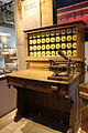 Hollerith census machine at the Computer History Museum.jpg