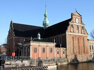 Church of Holmen - Image: Holmens Kirke Copenhagen 2