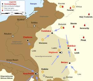 auswitch karta Auschwitz – Wikipedia auswitch karta