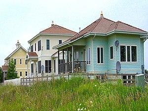 Maharishi Vedic Approach to Health - Homes in Maharishi Vedic City, Iowa built using the principles of Maharishi Sthapatya Veda