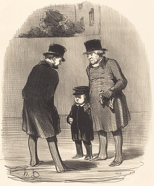 honore daumier - image 7
