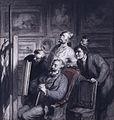 Honoré Daumier - The Amateurs - Walters 371228.jpg