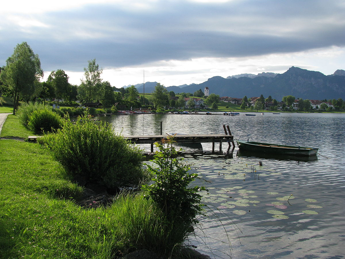 Hotels In Hopfen Am See