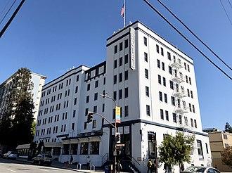 Graduate Berkeley - Image: Hotel Durant in Berkeley