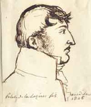 Joseph Pelet de la Lozère - Pelet de la Lozère, Auditor (1806) by his fellow-auditor Frédéric-Christophe d'Houdetot