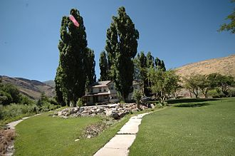 Unionville, Nevada - House in Unionville, 2006