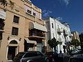 Houses in Lilienblum Street P1080333.JPG