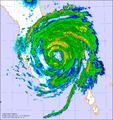 Hurricane Frances radar mosaic.png