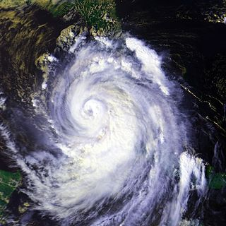 Effects of Hurricane Georges in Florida