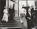 Huwelijk prinses Margriet en mr. Pieter van Vollenhoven. Prinses Irene en prins , Bestanddeelnr 018-1261.jpg