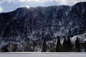 Tajima Sangaku Prefectural Natural Park - Mount Hyōno