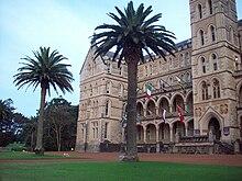 Property Management sydney university foundation