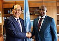 IMO Secretary-General Kitack Lim receives H.E. Mr. Chibuike Amaechi.jpg