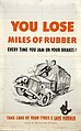 INF3-211 Salvage You lose miles of rubber every time you jam on your brakes.jpg