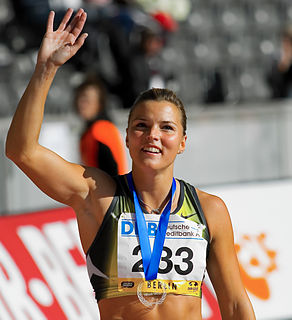 Susanna Kallur Swedish hurdler