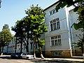 Iaşi, Alexandru Ioan Cuza University, Building D.jpg