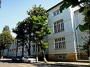 Iaşi, Alexandru Ioan Cuza University, Building D