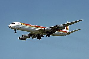 Iberia - Douglas DC-8-63.jpg