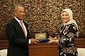 Ida Fauziyah and Muhyiddin Yasin.jpg