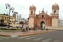 Iglesia de Huaman