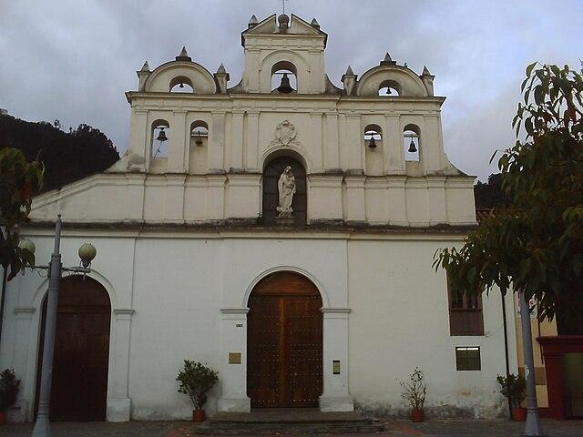 Iglesia de Nuestra Señora de Las Aguas (Bogotá)