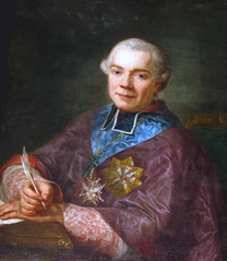 Portret Ignacego Massalskiego (1726–1794)