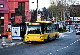 Automotive industry in Serbia - Ikarbus IK-112N
