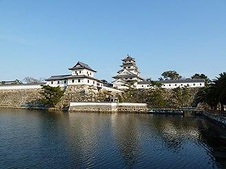 Imabari, Ehime - Imabari Castle