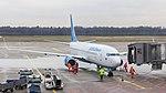 Inaugural flight Pobeda DP820 - Cologne Bonn - Moscow-Vnukovo 2016-7059.jpg
