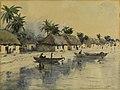 Indian Village, Cozumel Island, Yucatan SAAM-1977.56 1.jpg