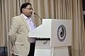 Indranil Sanyal Expresses Vote of Thanks - Iain Stewart Lecture on Communicating Geoscience through the Popular Media - NCSM - Kolkata 2016-01-25 9440.JPG
