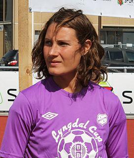 Ingvild Stensland association football player