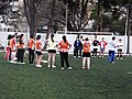 Inicios del Fútbol Femenino en Club Atlético Unión de Santa Fe (2011) 04.jpg