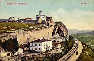 Inkerman - Image: Inkerman c 1910