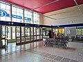 Inkomhal Station Lokeren.jpg