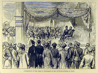 Mahbub Ali Khan, Asaf Jah VI - Installation of the Nizam of Hyderabad by the Governor-General of India
