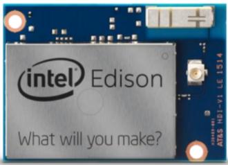 Intel Edison - Image: Intel Edison 2