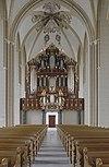 interieur, bader-orgel in de sint walburgskerk te zutphen, orgelnummer 1775 - zutphen - 20001939 - rce