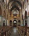 interieur, overzicht richting het westen met orgel - cuijk - 20341906 - rce