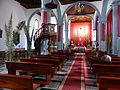 Interior de la iglesia de la Concepción, Valverde, El Hierro, Canarias, España.JPG
